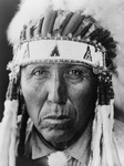 Free Picture of Cheyenne Native American Man Named Red Bird