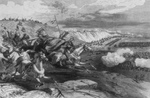 Free Picture of Stock Image: General Crook's Battle on the Rosebud River