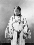 Free Picture of Lakota Indian Woman, Julia American Horse