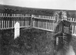 Free Picture of The Ghost of Sitting Bull at His Grave