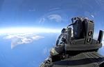 Free Picture of F-15 Eagle Near Oahu, Hawaii