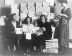 Free Picture of Women Counting a Prohibition Vote