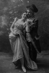 Free Picture of Couple in Dance Costumes
