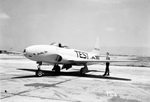 Free Picture of Lockheed P-80A Airplane
