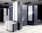 Free Picture of Cray Y 190A Supercomputer