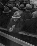 Free Picture of White Angel Breadline by Dorothea Lange