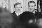 Free Picture of Jimmy Carter and Walter Mondale