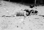 Free Picture of People Sleeping on the Beach, Coney Island