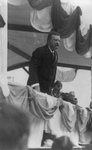 Free Picture of Theodore Roosevelt Giving a Speech