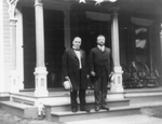 Free Picture of William McKinley and Theodore Roosevelt