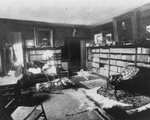 Free Picture of Roosevelt's Home Library