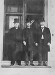 Free Picture of Grover Cleveland, Theodore Roosevelt, and D.R. Francis