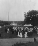 Free Picture of Roosevelt Lawn Party