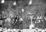 Free Picture of Theodore Roosevelt During a Speech