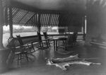 Free Picture of Sagamore Hill Porch With Furniture and Furs