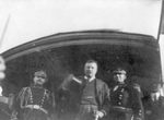 Free Picture of Roosevelt on Train