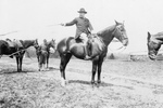 Free Picture of Roosevelt on a Horse