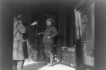 Free Picture of Theodore Roosevelt Opening a Door