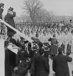Free Picture of Roosevelt After Inauguration