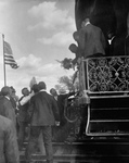 Free Picture of Roosevelt Speaking at Durant, Indian Territory