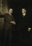 Free Picture of Theodore Roosevelt and Hiram Johnson