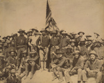 Free Picture of Roosevelt and Rough Riders