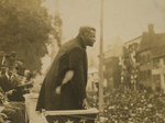 Free Picture of Theodore Roosevelt Speaking