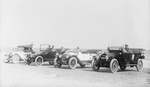 Free Picture of Cars on the Beach, Coney Island