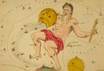 Free Picture of Pisces and Aquarius Constellations