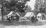 Free Picture of Ulysses S Grant and Staff at Camp