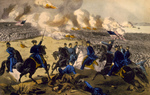 Free Picture of Battle of Pittsburgh, Tennessee