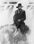 Free Picture of Ulysses S Grant on a Horse