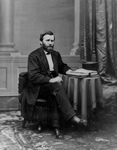 Free Picture of Ulysses S. Grant, 18th American President