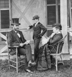 Free Picture of Ulysses, Julia and Jesse Grant