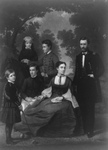 Free Picture of Ulysses S Grant and Family