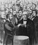Free Picture of President Grant Oath of Office