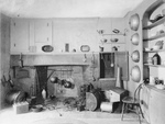 Free Picture of Colonial Era Fireplace