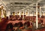 Free Picture of First Class Dining Room