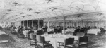 Free Picture of Steamship Dining Room