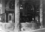 Free Picture of Willard Hotel Counter