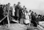 Free Picture of People Waiting, Marianna Mine Disaster