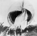 Free Picture of Airship Accident