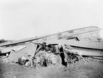 Free Picture of Chatsworth Train Wreck