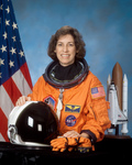 Free Picture of Astronaut Ellen Lauri Ochoa