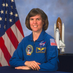 Free Picture of Astronaut Janice Elaine Voss