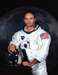 Free Picture of Astronaut Michael Collins