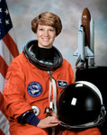 Free Picture of Astronaut Eileen Marie Collins