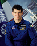 Free Picture of Cosmonaut Paolo A Nespoli
