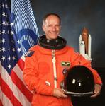 Free Picture of Cosmonaut Claude Nicollier of ESA