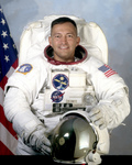 Free Picture of Astronaut Carlos Ismael Noriega